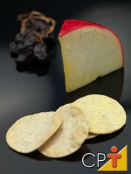 Produção de queijo reino, cottage, coalho e ricota: queijo edan