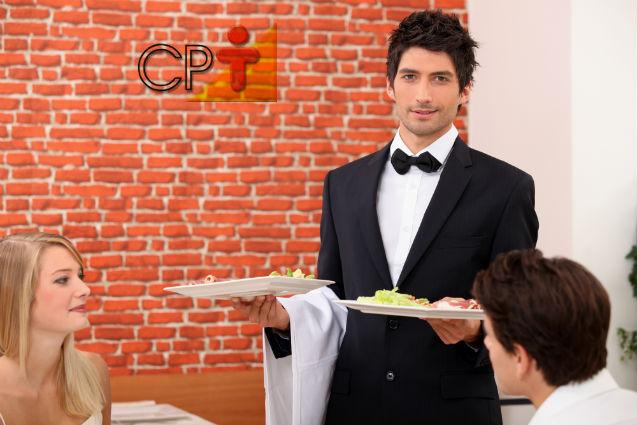 Garçons e barmen também atuam como cupidos   Artigos Cursos CPT