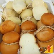 O queijo provolone, é um exemplo de queijo que tem sua massa obtida por meio da fermentação ácida.