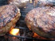 churrasco de carne bovina
