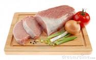 Exportações de carne suína crescem 12,8% esse ano