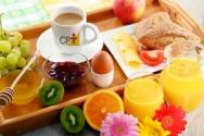 Especial de fim de ano: como servir o café da manhã
