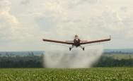 Novas regras para pulverização aérea de lavouras