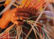 Melhore sua renda doméstica com a confecção de artesanatos em palha de milho