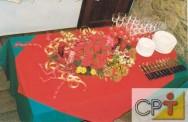 Especial de fim de ano: tradição e criatividade para mesa de ceia de natal
