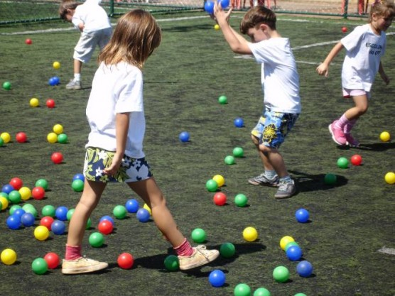 Fabuloso Educação física infantil: objetivos gerais e objetivos específicos  HZ83