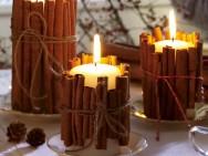 Aprenda Fácil Editora: Decoração Barata de Natal com Frutas