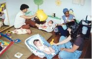 Creches são espaços nos quais as crianças aprendem a desenvolver todo o seu potencial