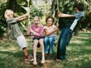 Atenção com as crianças no verão