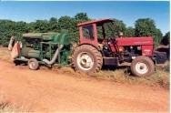 Setor de máquinas agrícolas bate recorde em 2012