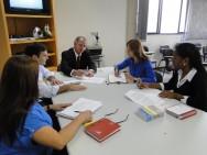 Chefes de setores de áreas distintas compõem o Conselho Editorial