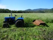 Mecanização agrícola: conheça os principais equipamentos utilizados para a cobertura do solo