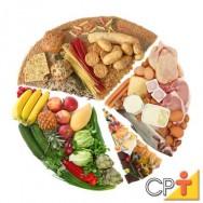 O ideal para uma boa saúde é fracionar a alimentação diária em três a quatro refeições.