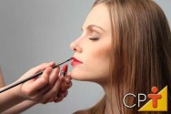 Maquiagem: escolha do batom