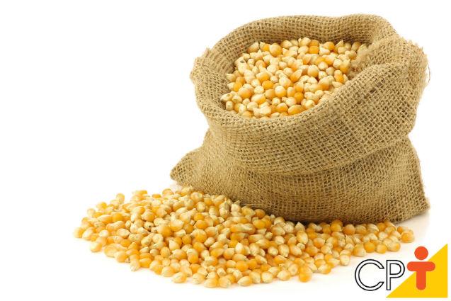 Alimentação de galinhas caipiras: milho   Artigos Cursos CPT