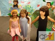 Teatro na educação infantil: a música no teatro