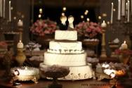 Bolo de casamento - como fazer um belo bolo para esse momento tão especial