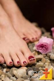 Capacitação de manicure e pedicure: a cor das unhas na antiguidade