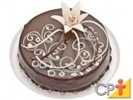 Tortas de vitrine: dicas para o preparo de tortas