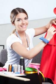 Costureira - prospere na profissão por meio da capacitação
