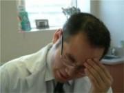 Registro de anamnese no consultório odontológico