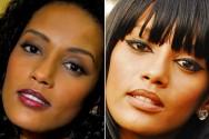 Maquiagem para peles negras e mulatas: estudo da face e maquiagem do rosto, olhos e boca