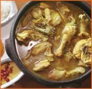 Culinária - receita de uma deliciosa galinha caipira