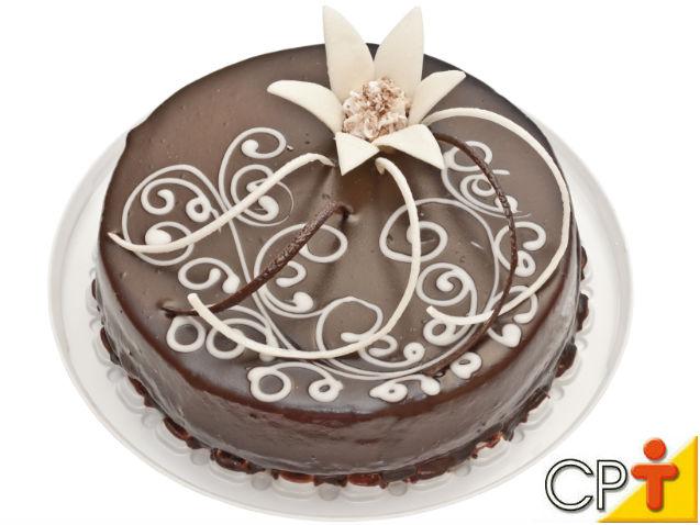 Receitas para Diabéticos: bolo com cobertura de chocolate   Artigos Cursos CPT