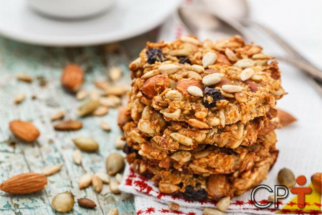 Receitas para diabéticos: biscoitos de aveia    Cursos CPT