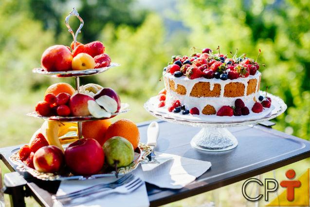 Bolo de Frutas para diabéticos   Artigos Cursos CPT