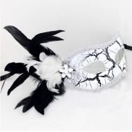 Como fazer máscaras com borracha EVA para bailes e carnaval