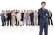 chefia e liderança