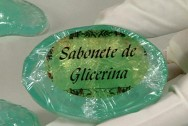 Como fazer sabonetes de glicerina