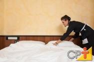 Treinamento de camareira: deveres