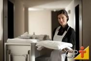 Treinamento de camareira: boas maneiras