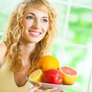 A alimentação deve ser rica em fibras, vitaminas e minerais