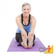 Dentre a atividades físicas indicadas para o tratamento da flacidez está o alongamento