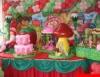 Mesa de festas infantis são o charme da decoração
