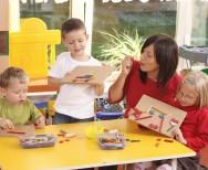 LDB - Atendimento às crianças em todas as etapas