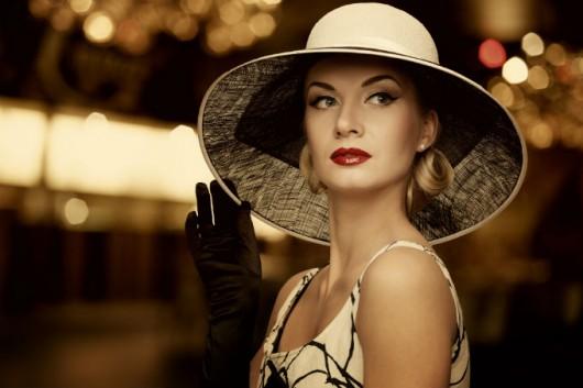 Chapéus para mulheres - tipos de chapéus  b4420e1837a