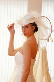 Chapéus para mulheres - modelos especiais para casamentos