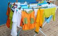 Higiene pessoal das crianças - como secar e passar as roupas das crianças
