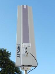 Comunicação wireless - tipos de antenas