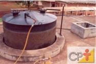 Construção de biodigestores: o biogás e o biofertilizante
