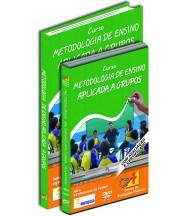 Lançamento do Curso Metodologia de Ensino Aplicada a Grupos