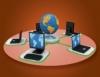 Infraestrutura de redes de computadores e equipamentos facilita o compartilhamento de serviços