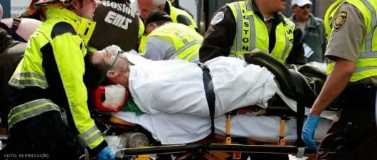 No caso de acidente grave com perda de parte do corpo, chame o serviço de resgate. A vítima (e parte do corpo) deve ser levada ao hospital imediatamente