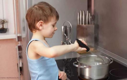 Os acidentes domésticos são muito comuns e estatísticas apontam que eles têm crescido de forma exorbitante