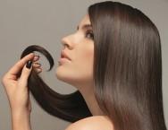 Coloração dos cabelos femininos - cobertura dos cabelos virgens