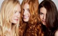Coloração dos cabelos femininos - as cores certas de cabelo para cada tipo de pessoa